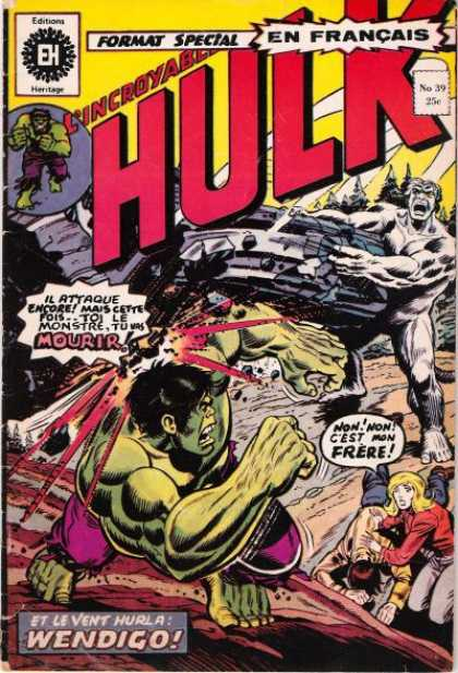 Hulk (French) 39