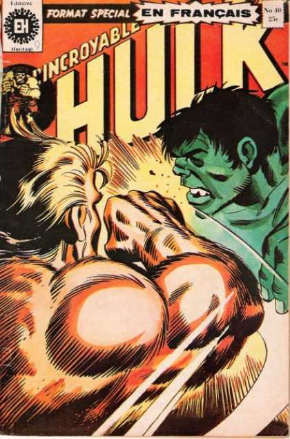 Hulk (French) 40