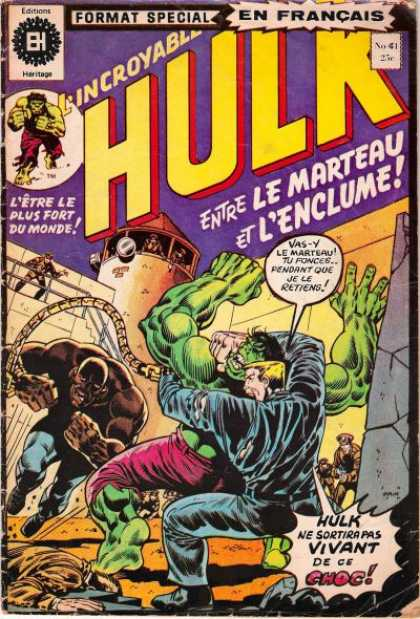 Hulk (French) 41