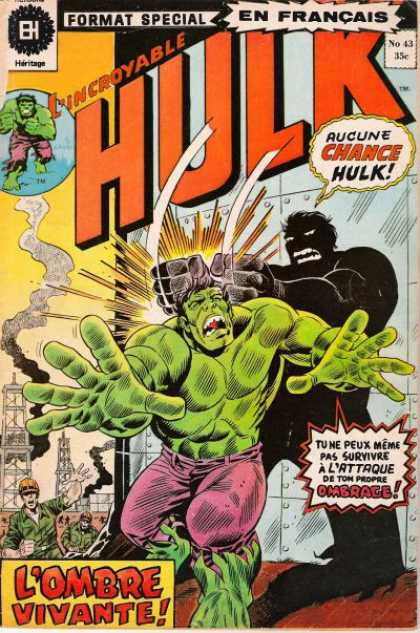 Hulk (French) 43