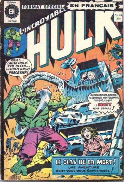 Hulk (French) 44