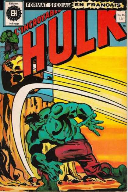 Hulk (French) 46
