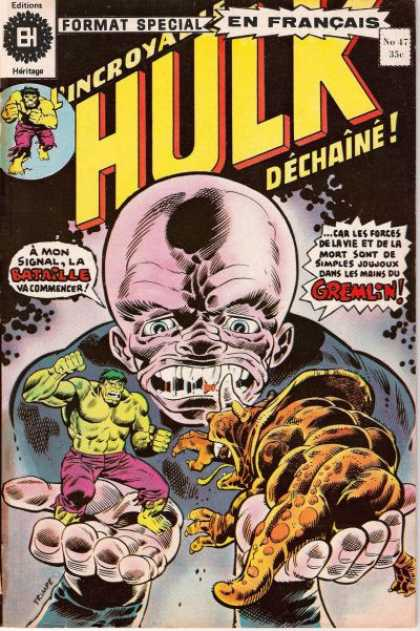 Hulk (French) 47