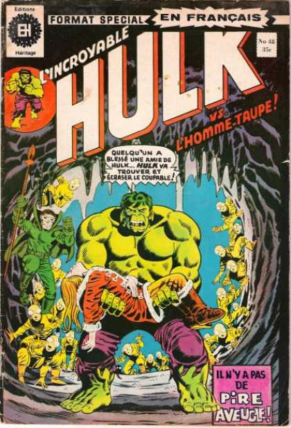 Hulk (French) 48