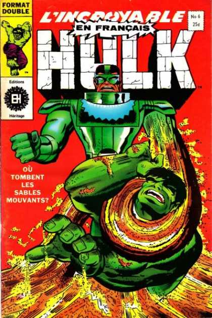 Hulk (French) 6
