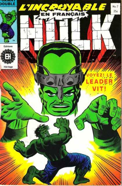 Hulk (French) 7
