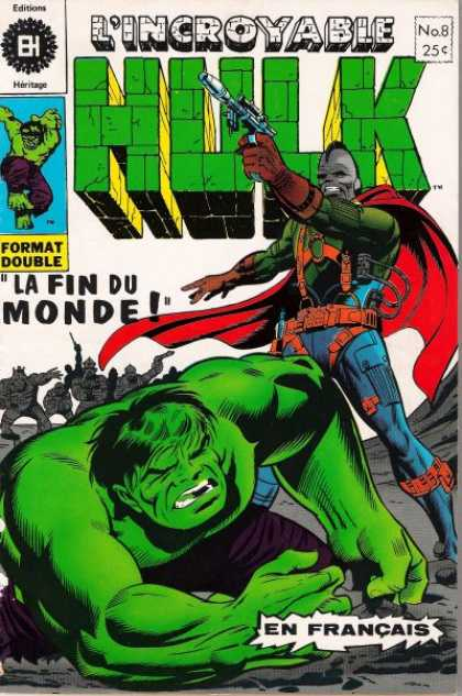 Hulk (French) 8
