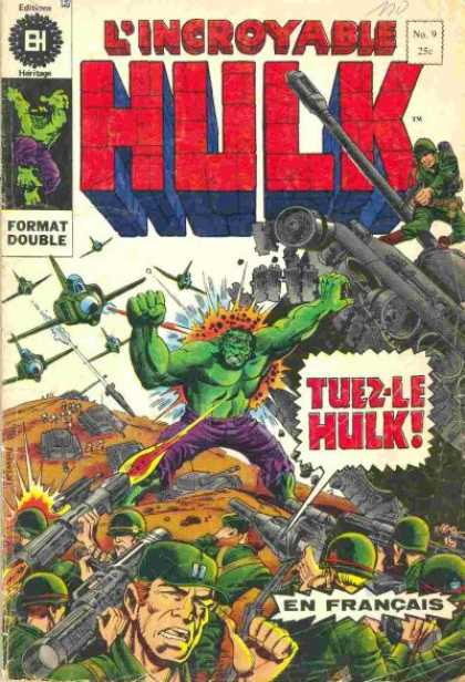 Hulk (French) 9