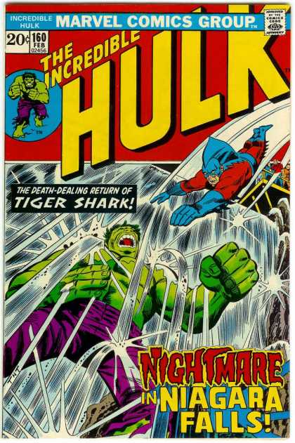 Hulk 160 - Tiger Shark - Water