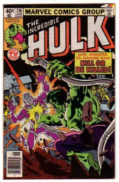 Hulk 236 - Machine Man - House - Man Monster Vs Machine Monster - Electrocute - Kill Or Be Killed