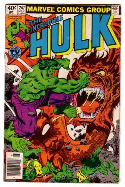 Hulk 247 - Dragon - Beast - Punching - Hulk - Hitting In Face