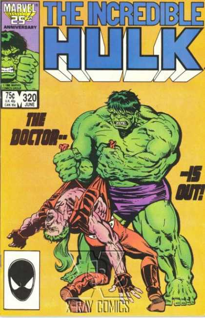 Hulk 320 - The Doctor - -15out