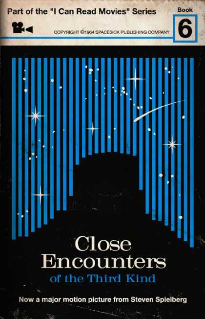 I Can Read Movies - Close Encounters of the Third Kind