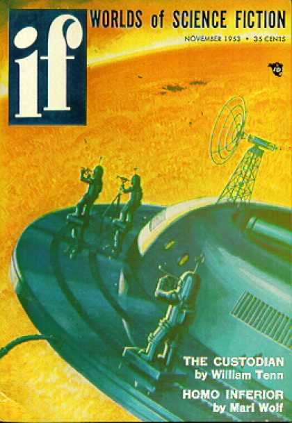 If: Worlds of Science Fiction 10