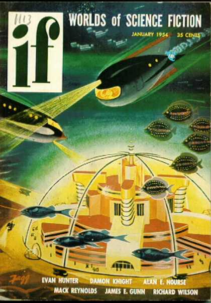 If: Worlds of Science Fiction 11