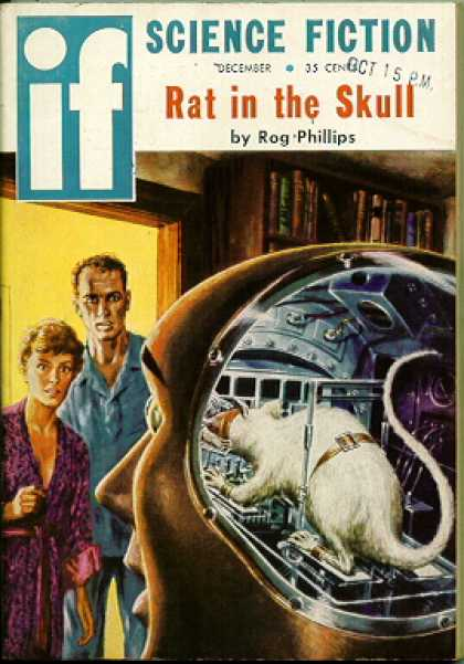 If: Worlds of Science Fiction 45