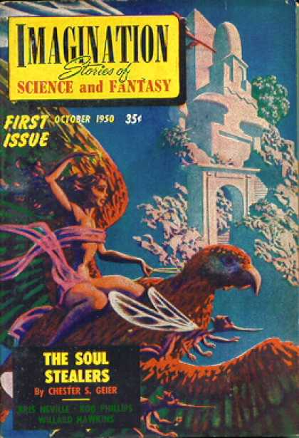 Imagination: Stories of Science and Fantasy 1