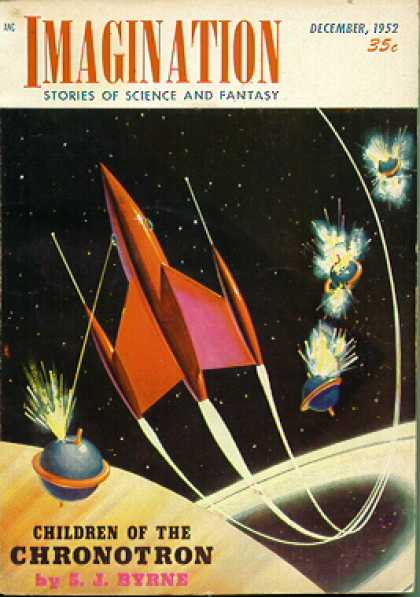 Imagination: Stories of Science and Fantasy 14
