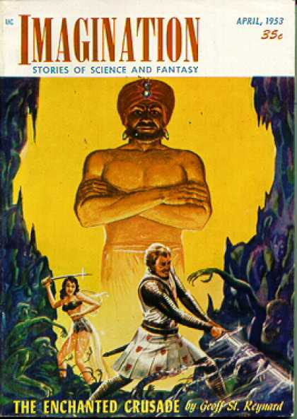Imagination: Stories of Science and Fantasy 17