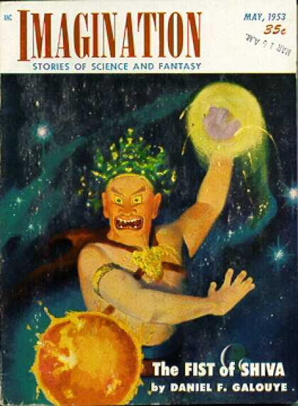 Imagination: Stories of Science and Fantasy 18