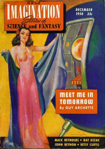 Imagination: Stories of Science and Fantasy 2