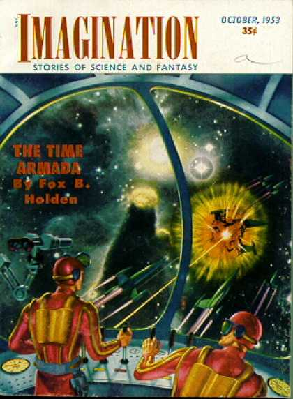 Imagination: Stories of Science and Fantasy 23