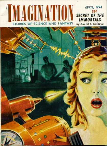 Imagination: Stories of Science and Fantasy 29
