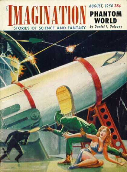 Imagination: Stories of Science and Fantasy 33