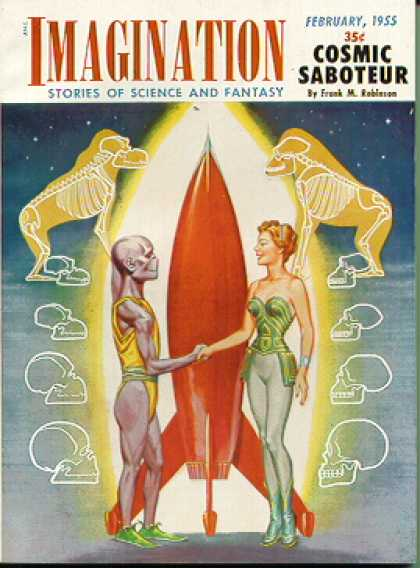 Imagination: Stories of Science and Fantasy 39