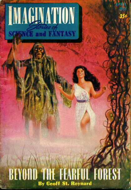 Imagination: Stories of Science and Fantasy 4