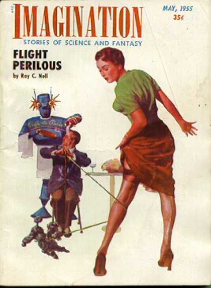 Imagination: Stories of Science and Fantasy 42