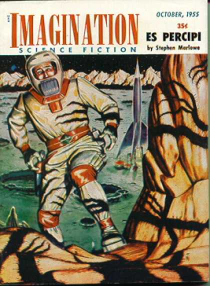 Imagination: Stories of Science and Fantasy 45