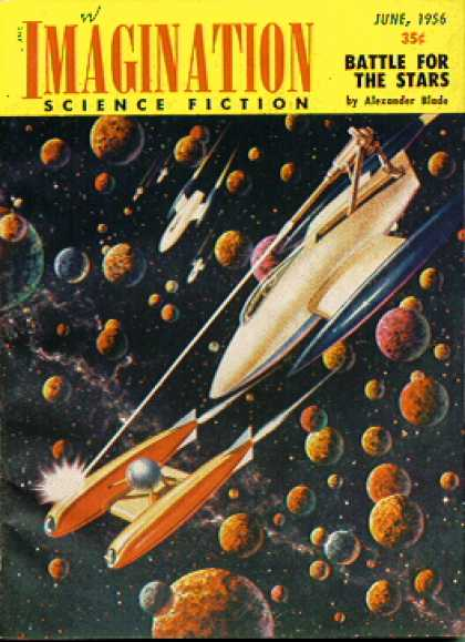 Imagination: Stories of Science and Fantasy 49