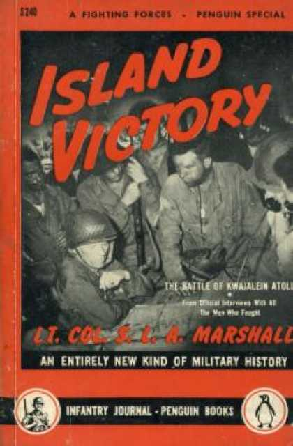 Infantry Journal - Island Victory - S. L. A. Marshall