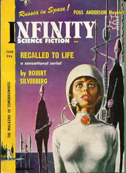 Infinity Science Fiction 17