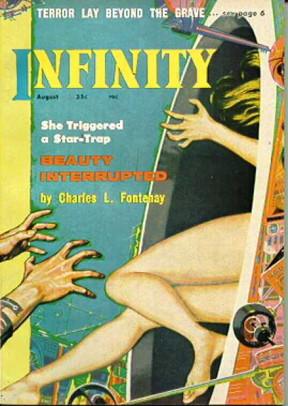 Infinity Science Fiction 18