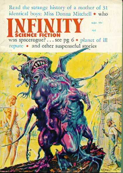 Infinity Science Fiction 20