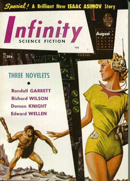 Infinity Science Fiction 4