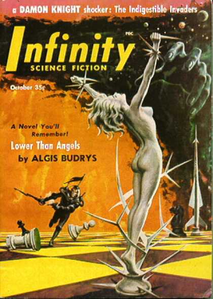 Infinity Science Fiction 5