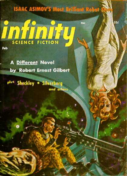 Infinity Science Fiction 7