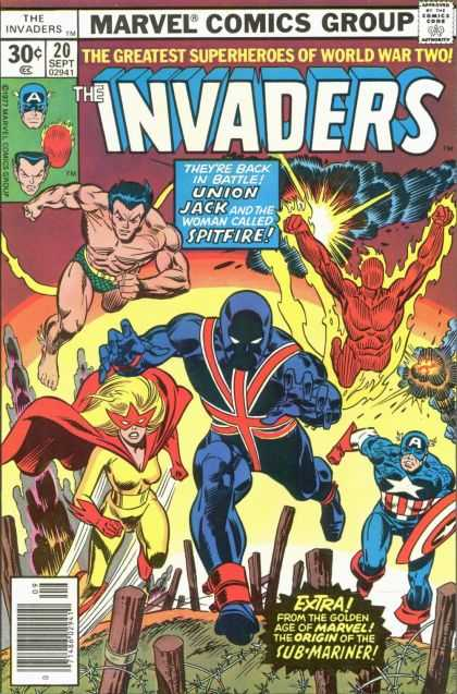Invaders 20