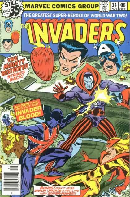 Invaders 34