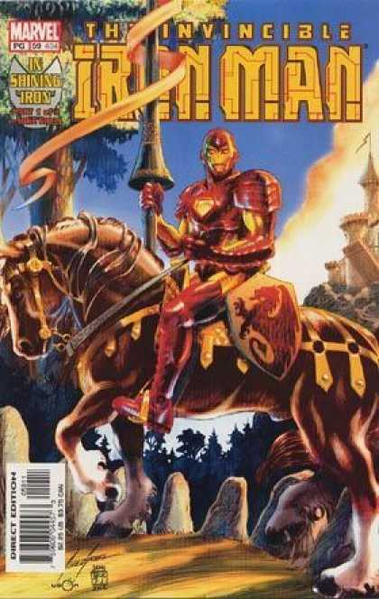 Iron Man (1998) 59 - Mike Grell