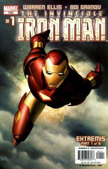 Iron Man (2005) 1 - Adi Granov