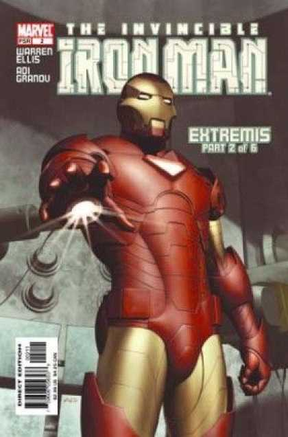 Iron Man (2005) 2 - Adi Granov