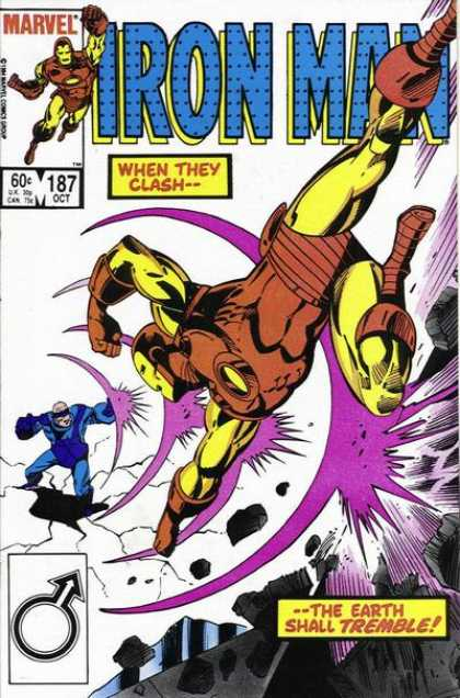 Iron Man 187 - When They Clash