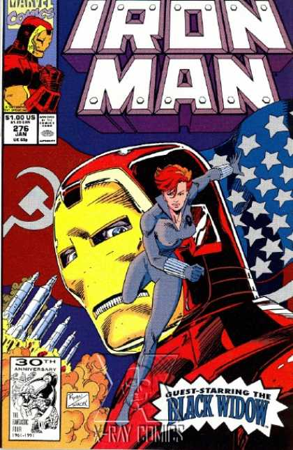 Iron Man 276 - Bob Wiacek, Paul Ryan