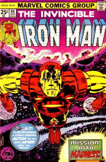 Iron Man 80 - Jack Kirby