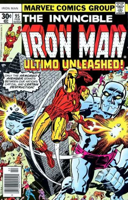 Iron Man 95 - Jack Kirby