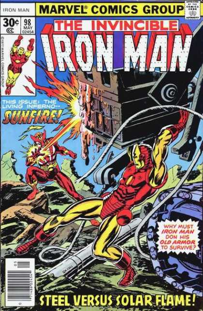 Iron Man 98 - Dave Cockrum